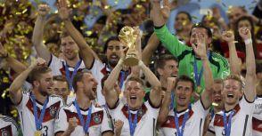經典戰役回顧-2014世界盃決賽--德國VS阿根廷
