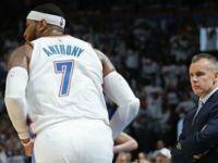 Carmelo Anthony的雷霆時光300天