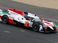 【WEC】Rd.03銀石6小時排位賽:Toyota車隊優勢絲毫未減,7號車Lopez/Conway/小林組取得竿位