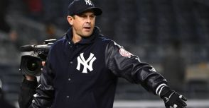 分析洋基總教練Aaron Boone今天、以及未來兩戰的調度