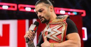 Roman Reigns白血病復發宣布放棄WWE環球冠軍頭銜與後續相關安排