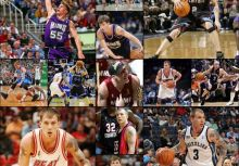 Jason Williams 生涯球衣圖集整理 (1998/99 ~ 2010/11)