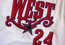 Kobe Bryant 2008 All Star Game Authentic Jersey 40