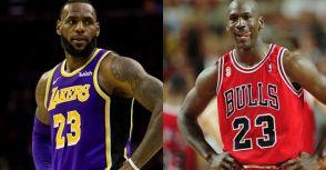 [WIT] NBA最偉大的球員:MJ還是LeBron? 2019週記之7