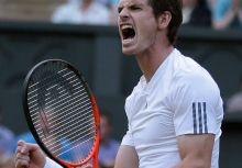 想學網球嗎?莫瑞傳授個人招式給你