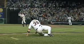 MLB十大離奇的比賽結局 (上)