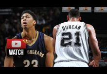 Tim Duncan or Omer Asik 的0.7秒追平補籃