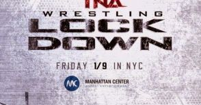 TNA全鐵籠大會「Lockdown 2015」於紐約市錄製完成