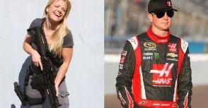 賽車手 Kurt Busch:我的前女友是殺手!