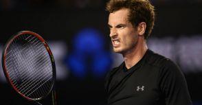 2015澳網男單決賽─失控的Andy Murray
