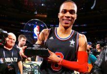 NBA過去13位明星賽板凳出發的MVP
