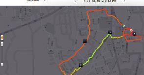 慢跑日記 17 九公里