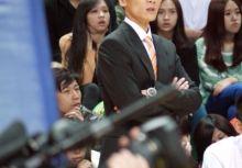 許晉哲獲得第六座SBL年度最佳總教練