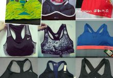 NIKE、Adidas、Champion、Shock Absorber、迪卡儂-運動內衣大比拼
