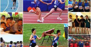 [中原田徑] 男子4x100公尺接力 - 江山代有才人出
