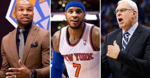 【2015 NBA 開季分析】紐約尼克 - 有Melo、有禪師還有Fisher,尼克是有能力扮演黑馬。
