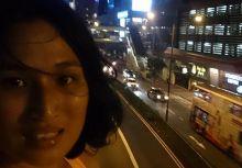 慢跑日記 60 慢跑OL跑到香港