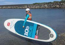 【水上運動】輕鬆乘風破浪去,立槳衝浪(SUP)好上手、好好玩。
