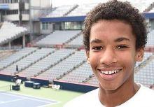英雄出少年,14歲的FELIX AUGER-ALIASSIME拿下生涯挑戰賽首勝