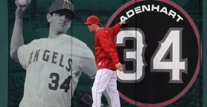Nick Adenhart,天使隊永遠的第六號先發