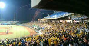 樂見中信兄弟在台中洲際棒球場安排更多主場賽事