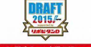 2015日本職棒選秀會概要