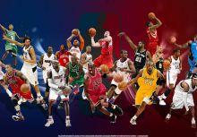 NBA官方選出50大巨星生涯第一個入球