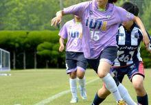 旅日女足球員莊佳葦訪談
