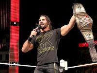 WWE世界重量級冠軍Seth Rollins右膝蓋嚴重受傷(內附動態圖檔)