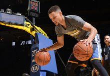 """""""我想打出完美的比賽""""——Stephen Curry 專訪"""