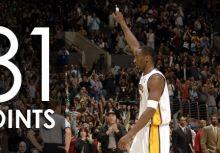 [經典回顧] Kobe Bryant『曼巴時刻』偉大81分之役。