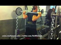 【變動阻力訓練法】神奇的鐵鍊-蹲舉篇