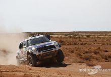 達卡拉力賽Day 9:上屆冠軍Nasser Al-Attiyah重回爭冠行列