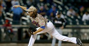 【MLB】開賽連 8 K 大都會新秀 deGrom 平紀錄
