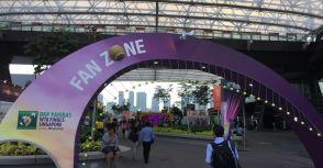 2014 WTA年終八強第一天賽事現場報導