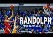 歐籃》前金塊球員Anthony Randolph 歐洲聯盟杯首場Highlights