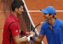 盧彥勳為什麼打不過Djokovic