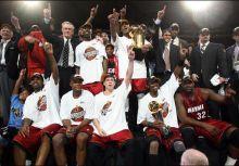 NBA 2005-06 Finals 6【苦盡甘來】