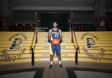 #13 Paul George 2014/15 Pacers HWC Game/Team Issued Jersey