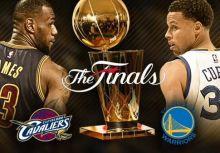 NBA總冠軍戰G7 騎士VS勇士