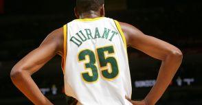 Durant空降勇士,最興奮的或許不是灣區球迷