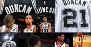 Tim Duncan 馬刺生涯圖輯 (1997/98 ~ 2015/16) - Big Fundamental