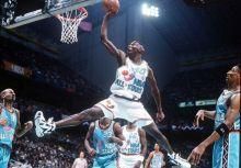 90年代中後期流星第一隊 (3) Shawn Kemp --------(上)