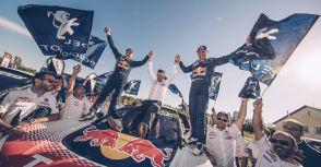 【達卡拉力賽】後半戰:Peterhansel第13度戴冠,Peugeot完全勝利