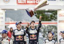 【WRC】Rd.01蒙地卡羅站:Ogier強運取首勝,Toyota強勢回歸