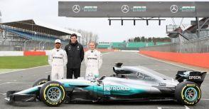 【F1】能否完成四連霸偉業?Mercedes車隊新車W08 EQ Power+出爐!