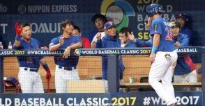 官辦熱身賽後,柳承安表示『A組3強1弱,台灣打線歷代最差』