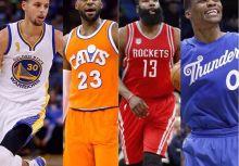 NBA16-17球季MVP年度最有價值球員預測