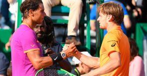 Goffin兵敗如山倒,Nadal 因砂鍋大誤判得利?