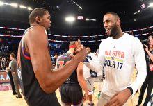 ESPN評世界百大運動員 NBA共13名球員上榜